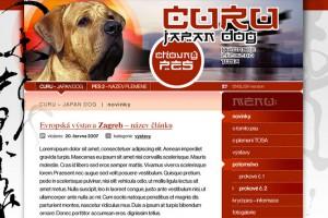 Web Curu - Japan Dog